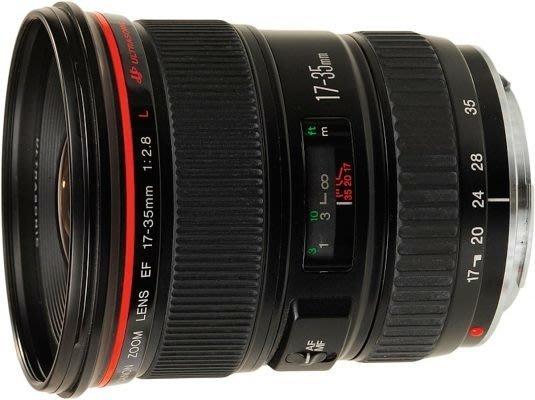 租賃銀行 Canon EF 17-35mm f/2.8L USM (租賃) 4小時優惠價