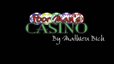 【天天魔法】【1557】窮人的賭場~Poor Man's Casino by Mathieu Bich