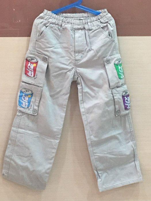 。☆二手☆。日本MINI-K 正品長褲(130)//原價$5980