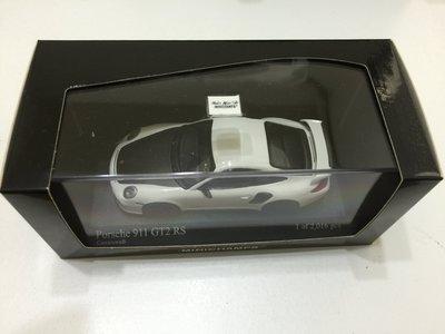 Minichamps PORSCHE 911 (997 II) GT2 RS - 2010 - WHITE L.E.