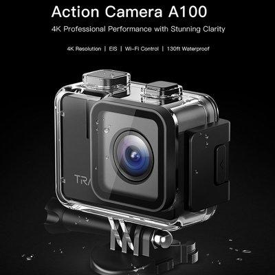 【新鎂】Apeman A100 4K 防水運動相機 電子防抖 慢動作模式 專業調整 大光圈 全新公司貨