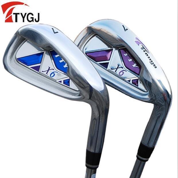 酷兒の體育 TTYGJ高爾夫7號桿 男女款7號鐵桿 男士golf初學者練習桿 揮桿