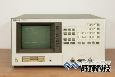 【阡鋒科技 專業二手儀器】HP 4286A 1MHz-1GHz LCR Meter 安捷倫 Agilent