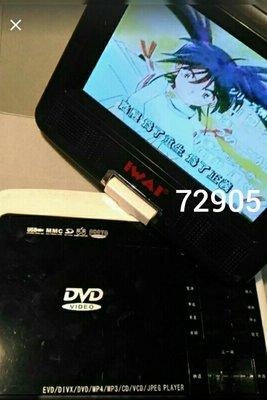 IWAI DVD隨身看,DVD隨身看,DVD播放器,DVD播放機~IWAI DVD隨身看(功能正常,可當CD隨身聽,螢幕可旋轉,可email商品...