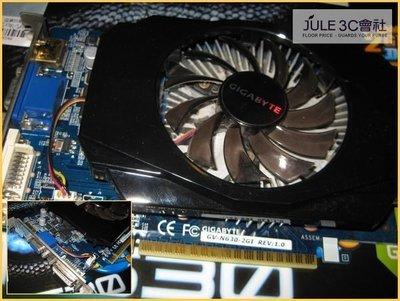 JULE 3C會社-技嘉 GV-N630-2GI GT630/DDR3/2GB/高傳真HD/超耐久/PCI-E 顯示卡