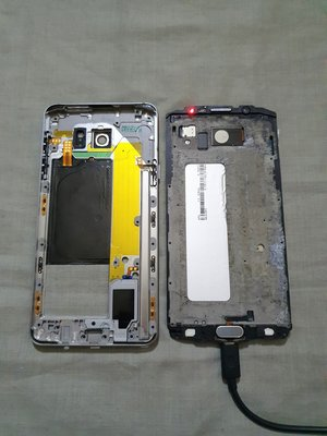 Samsung  Note5  主機板