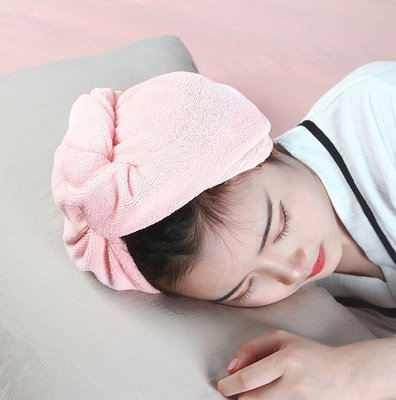 【Love Shop】L-02加厚乾髮帽/洗頭毛巾/加厚浴巾乾髮毛巾
