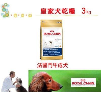 SNOW的家 【訂購】法國皇家-FBDA法國鬥牛成犬3kg(10530098