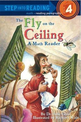 *小貝比的家*THE FLY ON THE CEILING A MATH READER /L4/平裝/7~12歲