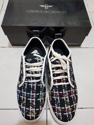 美國品牌許多知名明星愛用流行潮牌Creative Recreation全新 休閒鞋 CR0210017 08-15