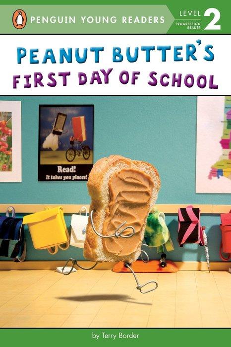 *小貝比的家*PEANUT BUTTER'S FIRST DAY OF SCHOOL /L2/平裝/3~6歲