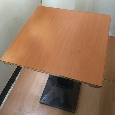 #誠可議# 二手 鑄鐵桌腳 黑鐵桌腳 咖啡桌 方桌 置物桌,買多優惠#買家自行搬運取貨#