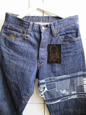 [mastermind JAPAN] 2011 SS radiance Series SENSE 揭載 牛仔褲
