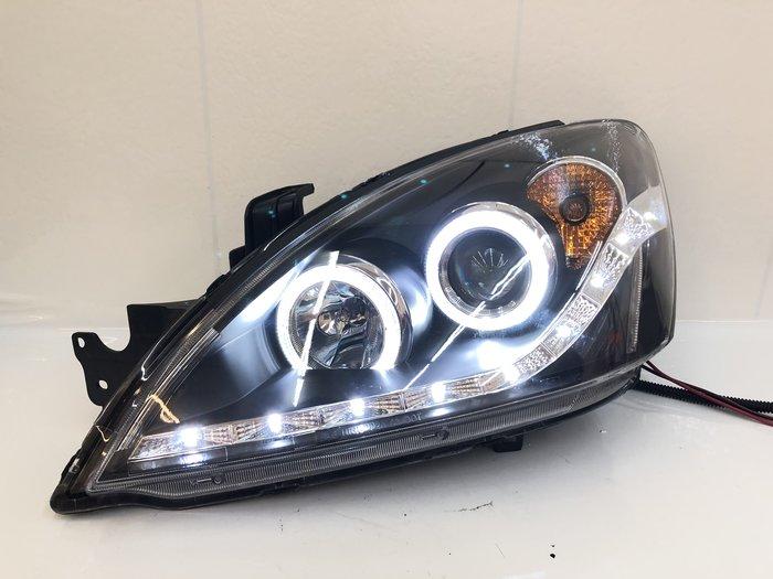 合豐源 車燈 global lancer virage 03 04 05 06 07 R8 光圈 魚眼 大燈 LED