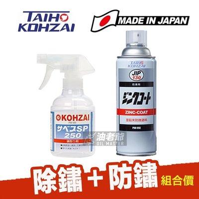 日本除鏽防鏽組 快速除銹 耐久防銹 組...