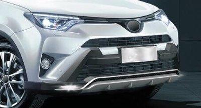法克斯 豐田 2016 RAV4 4.5代 空力套件   正 銳博款 運動版 前下巴*1 後下巴*1