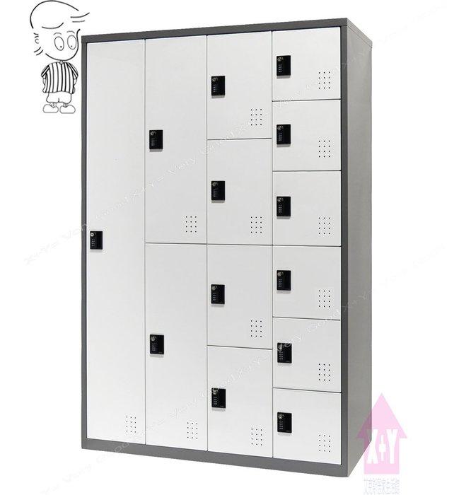 【X+Y時尚精品傢俱】收納櫃系列-樹德 FCI-M413 密碼鎖置物櫃.收納櫃.OA辦公傢俱