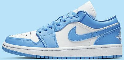 Nike Jordan 1 OG Low 喬丹 AJ1 一代 1代 喬1 UNC 北卡藍 男碼 男鞋 女碼 女鞋 各尺寸 W10.5 US9.5 27.5CM