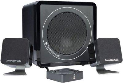 英國Cambridge Audio Minx M5~2.1聲道衛星喇叭~另有Min12~Min22~X200~X300
