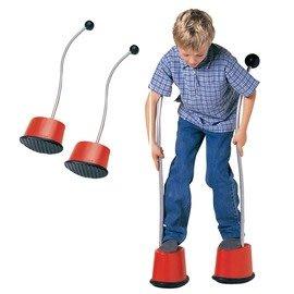 ☆天才老爸☆→【GONGE】大腳高蹺←兒童 幼兒 教具 教學 道具 設備 感覺 統合 綜合 訓練 運動 平衡 協調 踩踏