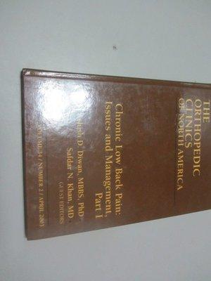 欣欣小棧    原文書*ORTHOPEDIC CLINICS OF NORTH AMERICA 2003 April(A