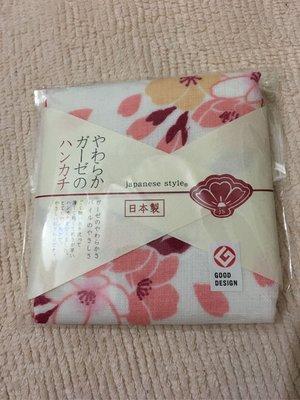 全新日本製手帕 手巾