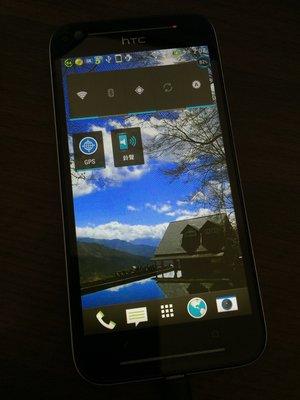 亞太手機 HTC Desire 700 dual 智慧型手機 /二手空機 / 中古 800萬畫素