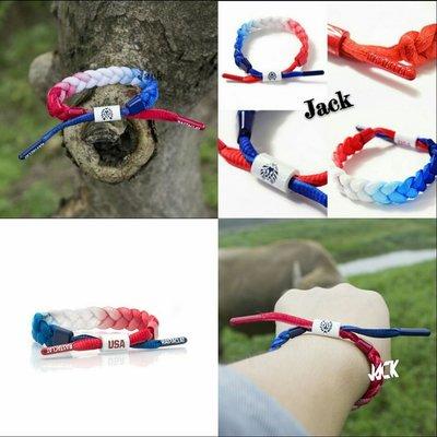 RASTACLAT美國加洲潮流品牌編織手環