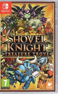 現貨 Switch遊戲 鏟子騎士 無價之寶 Shovel Knight 中文版【板橋魔力】