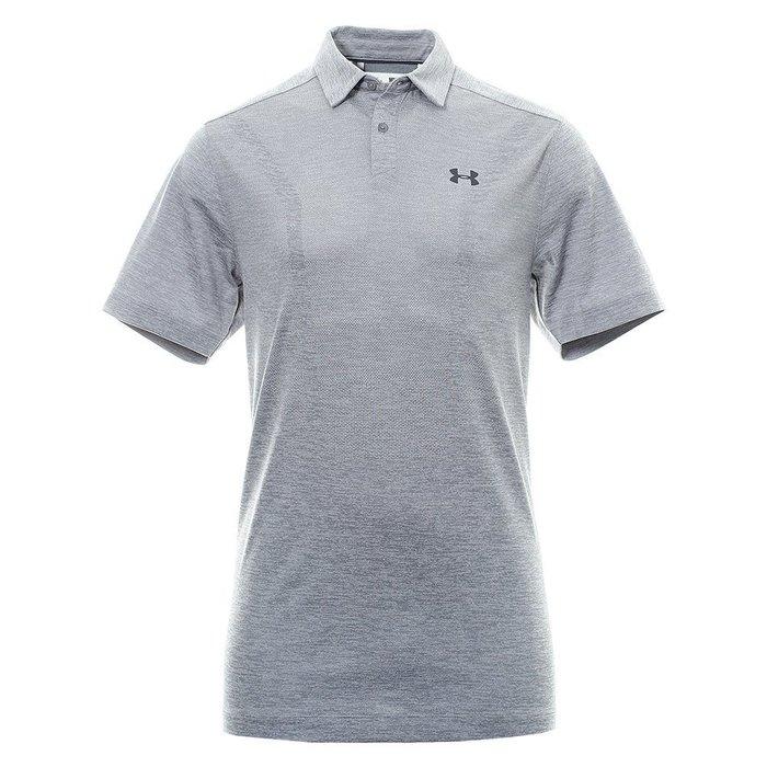 貳拾肆棒球-日本帶回UA Under Armour 高爾夫限定版Threadborne系列POLO衫HEAT GEAR