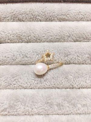 淡水珍珠戒指