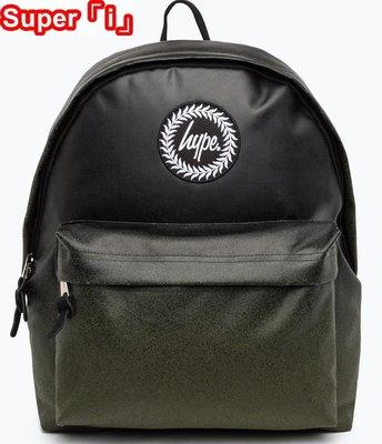 「i」【現貨】Hype 漸層斑點 KHAKI SPECKLE 經典 男女中性 後背包 書包