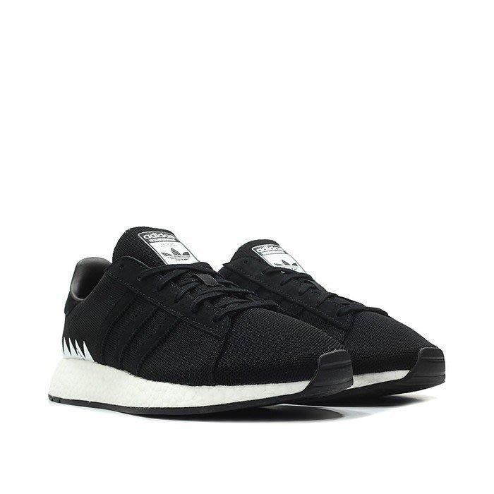 new product 2e644 0166e ADIDAS X NEIGHBORHOOD Chop Shop DA8839 黑色聯名慢跑鞋男款 ...