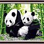 HH婦幼館 DIY手繪風景人物花卉數字油畫 40x50【1T112X670】159下標區