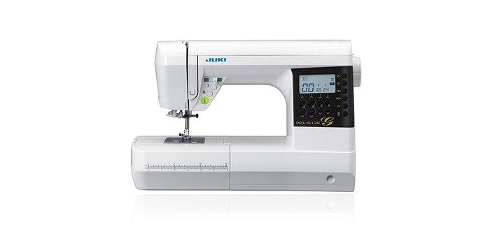 【你敢問我敢賣!】JUKI 縫紉機 HZL G120 全新公司貨 可議價『請看關於我,來電享有勁爆價』