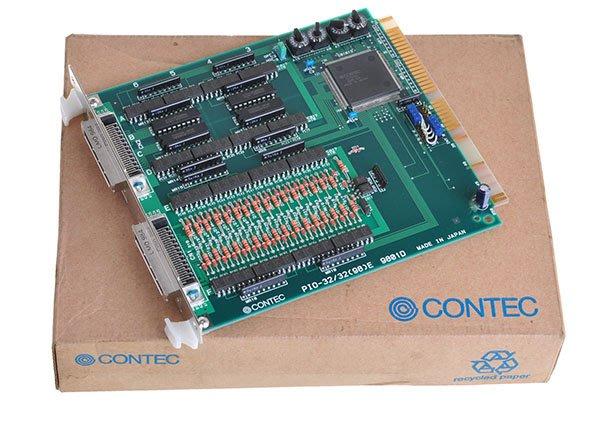 【KC.PLC_FA 】CONTEC PIO-32/32(98)E 機板