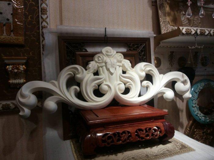 歐洲宮廷式藝術 PU系列 巴洛克 浮雕壁飾 家飾 掛飾/吊飾 工藝品掛匾 WD-52501