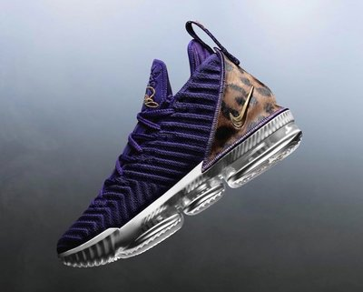 預購 NIKE LeBron 16 XVI King Court Purple AO2588-500
