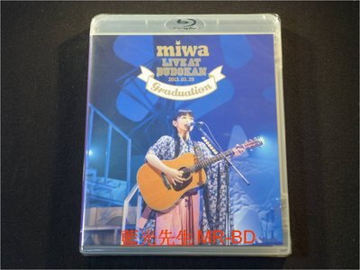[藍光BD] - Miwa 2013 武道館 畢業典禮 Miwa Live At Budokan Graduation