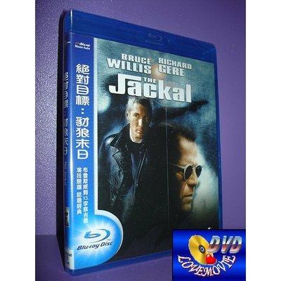 A區Blu-ray藍光台灣正版【絕對目標:豺狼末日The Jackal (1997)】[含中文字幕]全新未拆