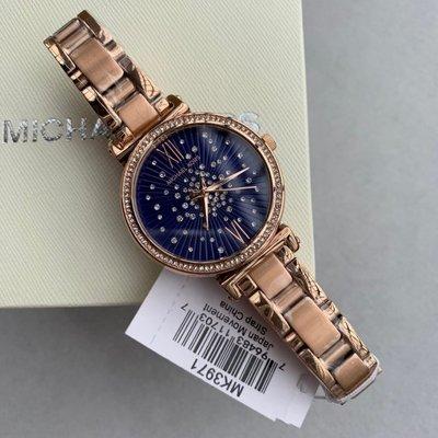 ☆美國Michael Kors代購網☆ MK3972 MK3971 新款鋼帶女錶  鑲鑽MK錶 MK手錶 正品 附購證