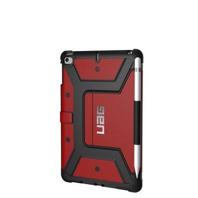 【原裝正品美國軍規】UAG iPad MINI 4 / MINI 5 翻蓋系列 - 耐衝擊保護殼 - 紅色