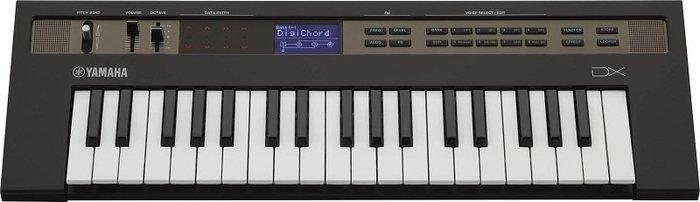 造韻樂器音響- JU-MUSIC - 全新 YAMAHA reface DX 37鍵 合成器