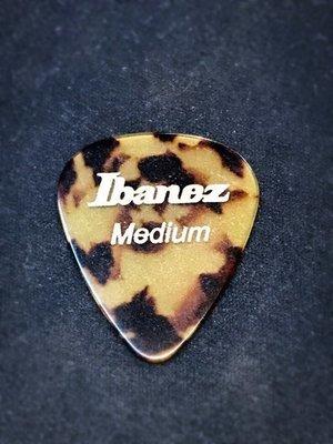 【成功樂器】Ibanez CE16H CTS Pick Medium 0.8mm 匹克 玳瑁色