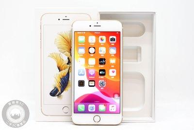 【台南橙市3C】APPLE IPHONE 6S Plus 128G 128GB 金 5.5吋 二手手機 #55929