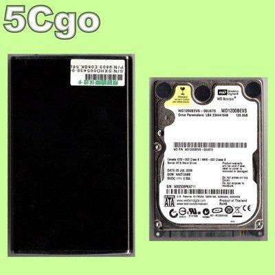 5Cgo【現貨】WD2.5吋硬碟WD1200BEVS-00UST0 120GB 120G SATA 5400轉8MB含稅
