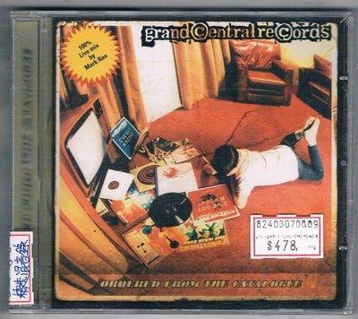 [鑫隆音樂] Ordered from the Catalogue /Grand Central Record / 全新