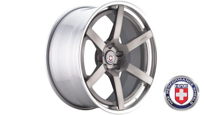 【樂駒】HRE 美國 RS1 Series RS106 三片式 鍛造 輪圈 18吋 19吋 20吋 21吋 22吋 改裝