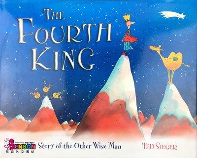 [邦森外文書] The Fourth King: The Story of the Other Wise Man 精裝本