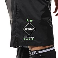 F.C.R.B 2019 A/W GAME SHORTS - BLACK SIZE L